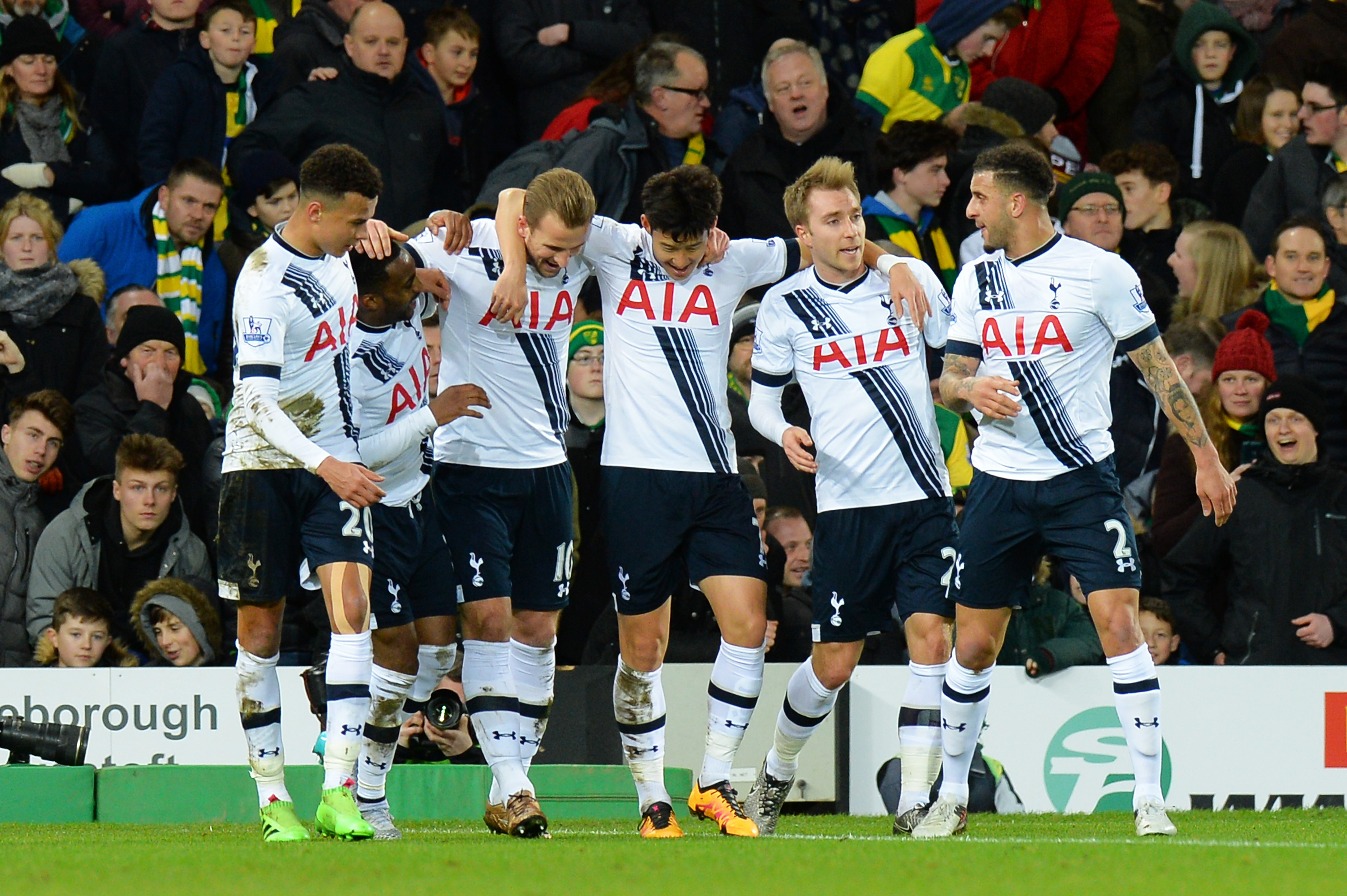Tom Carroll: This Tottenham Team is Right Up There