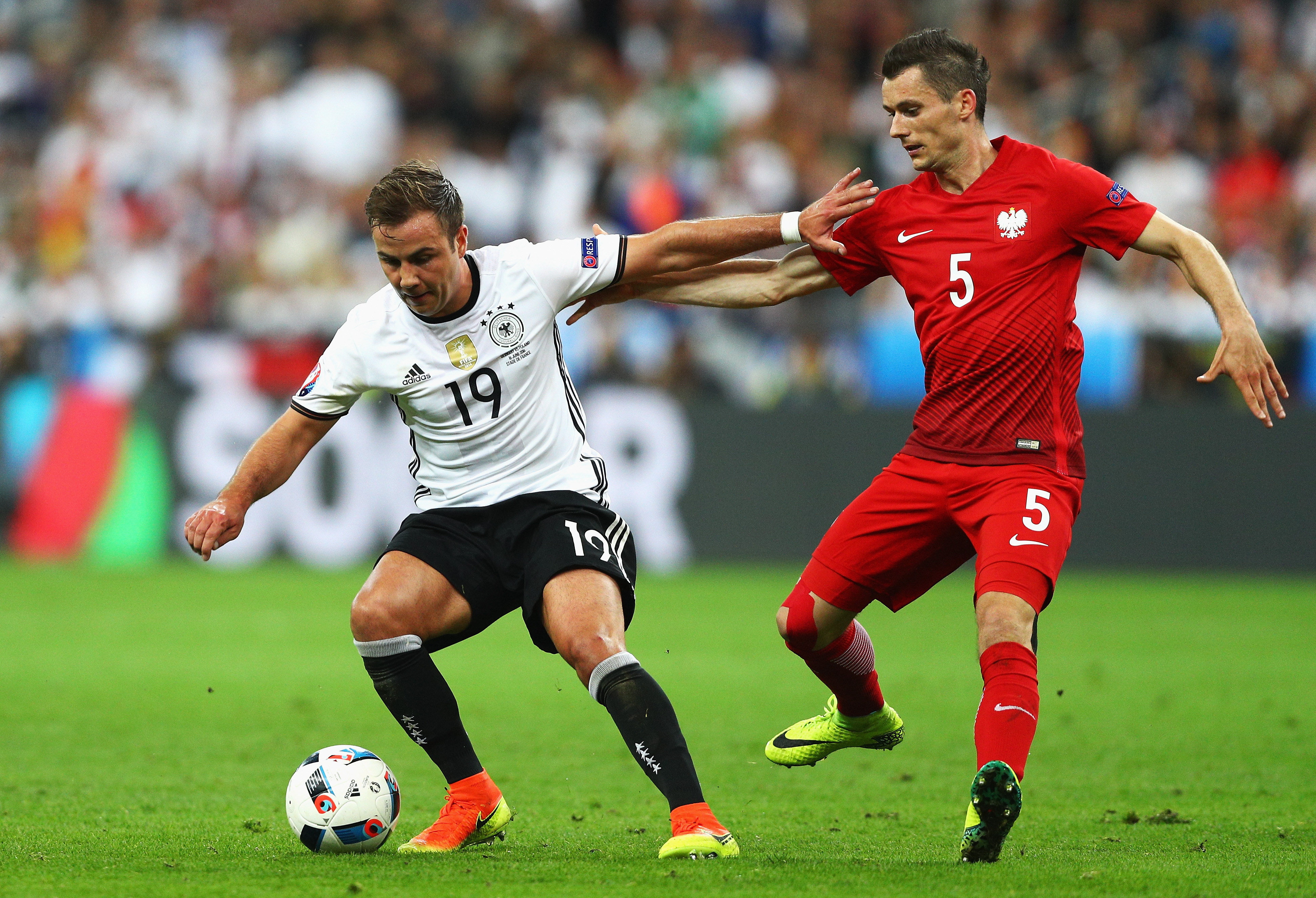 Tottenham, Dortmund in for Götze as Liverpool Pulls Out