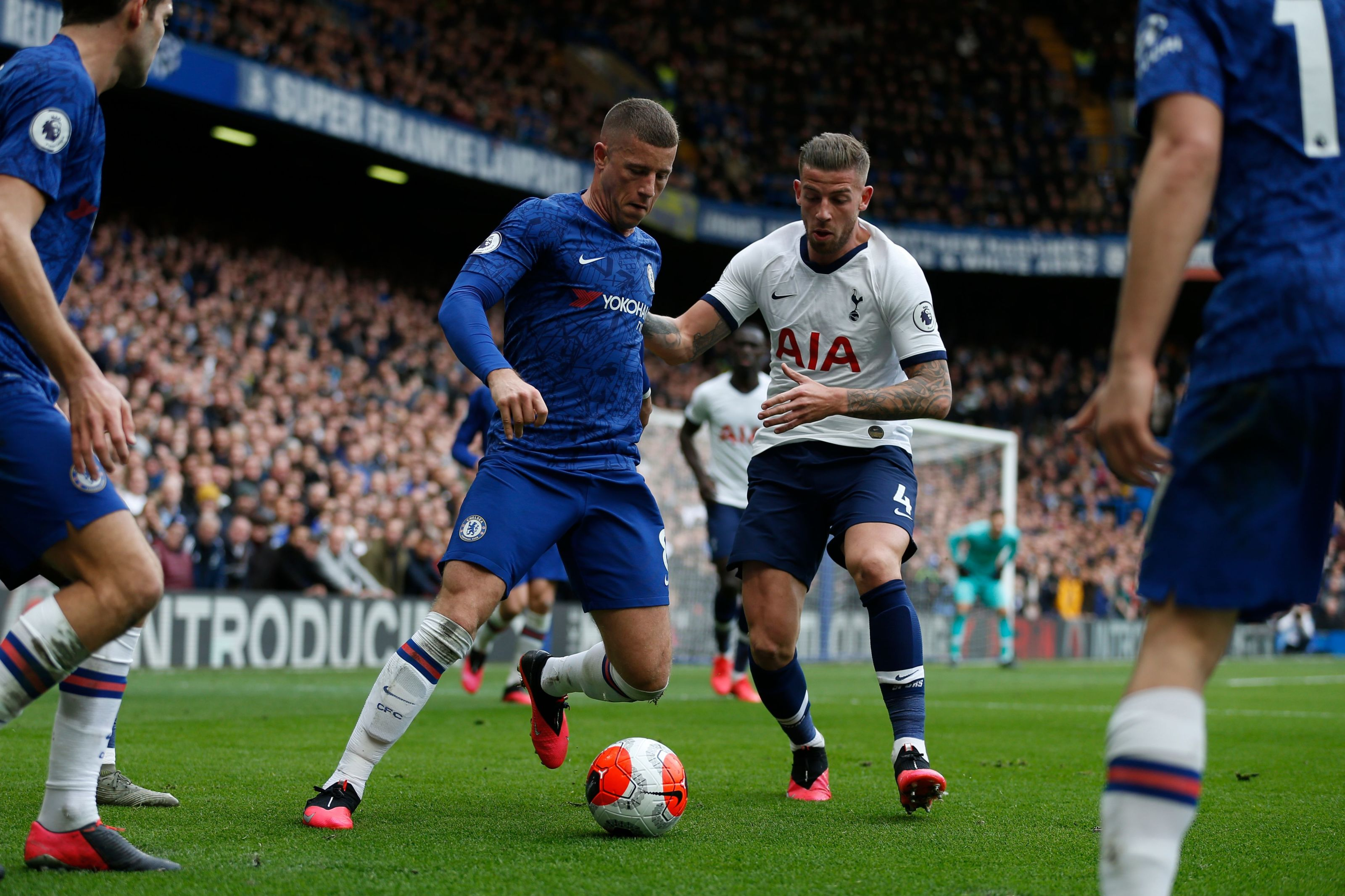 Nobody impresses in loss to Chelsea: Tottenham player ratings