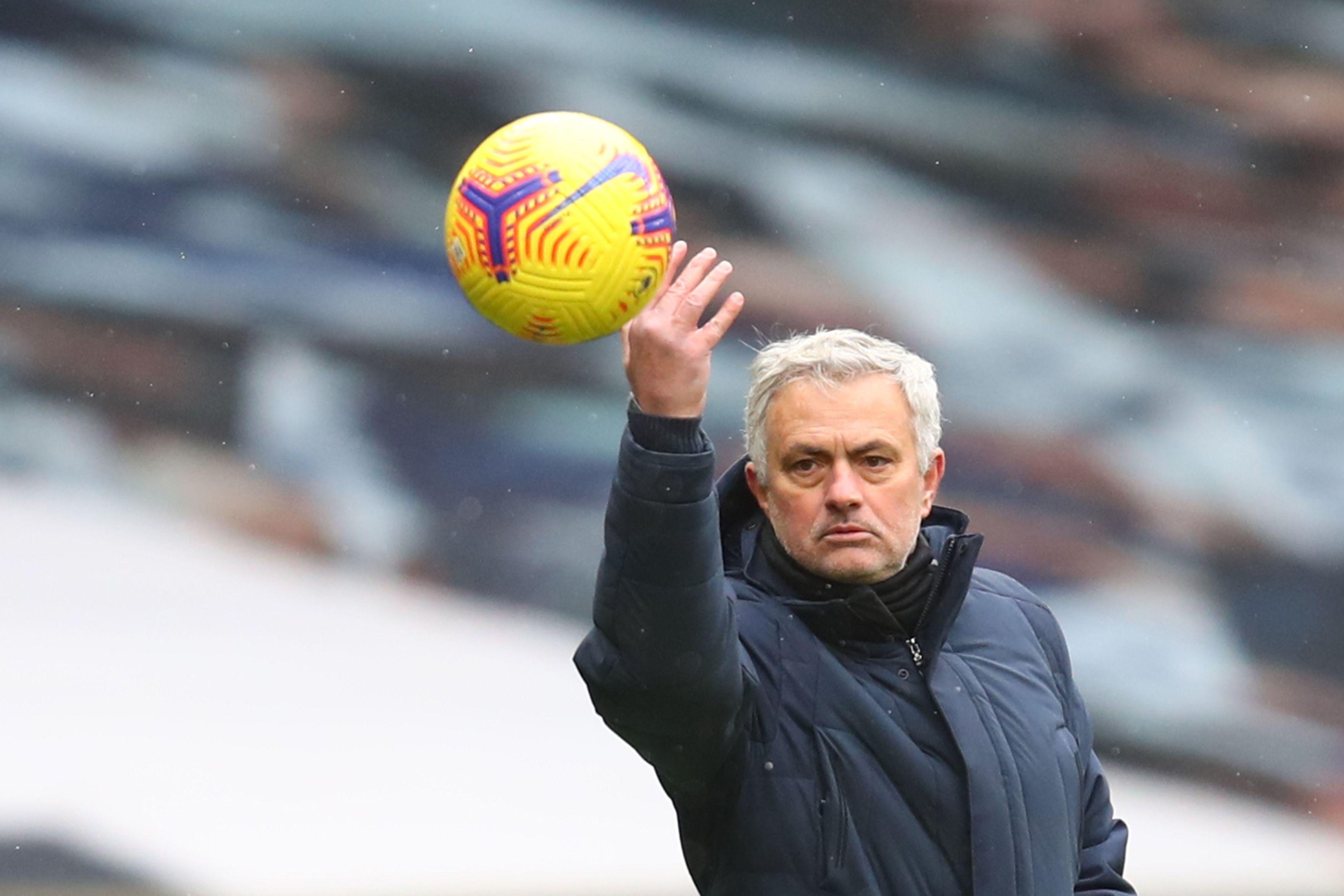 mourinho next club betting line