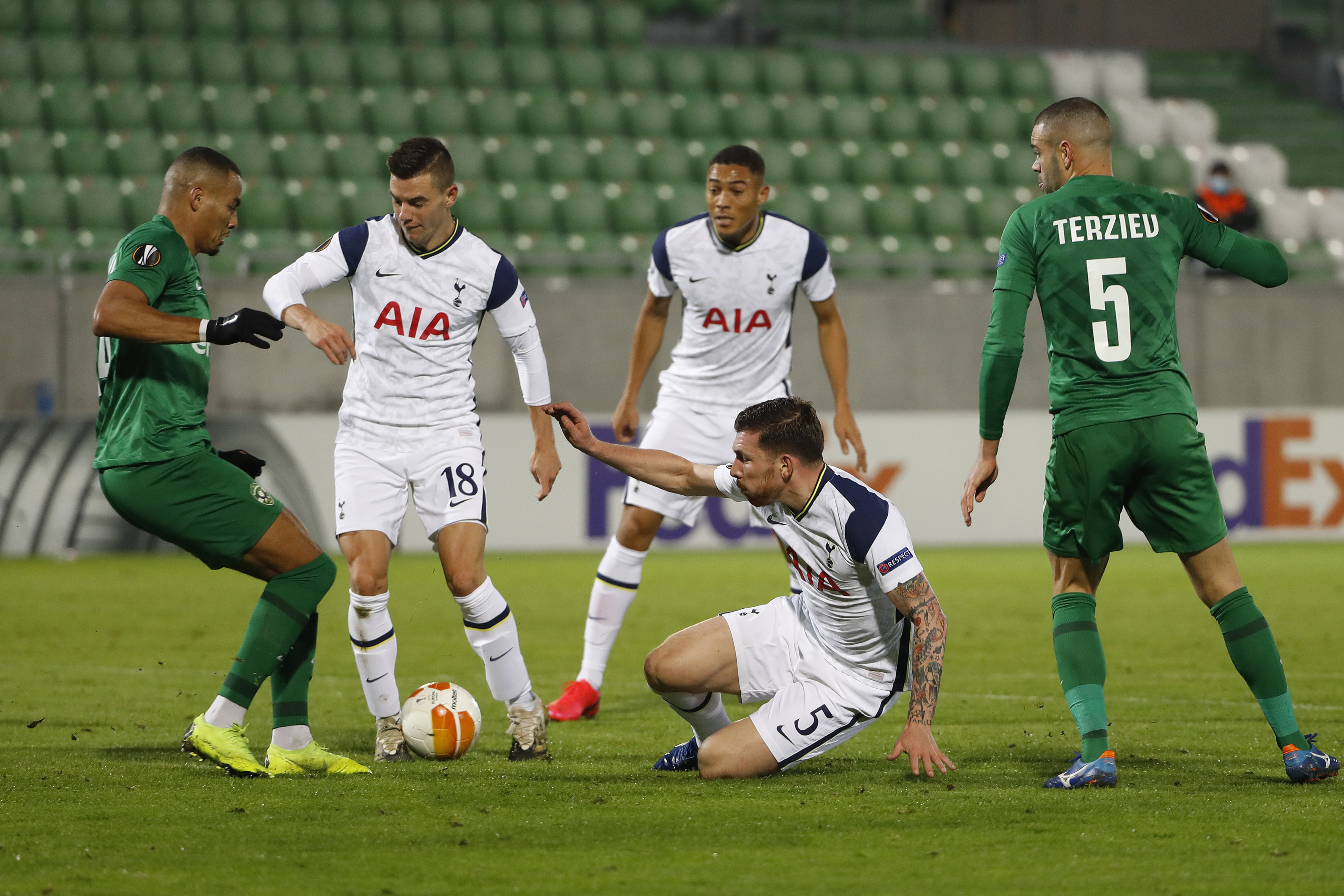 Three Things I Want to See from Tottenham Versus Ludogorets